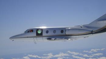 Repülő lézerfegyvert tesztel a Lockheed
