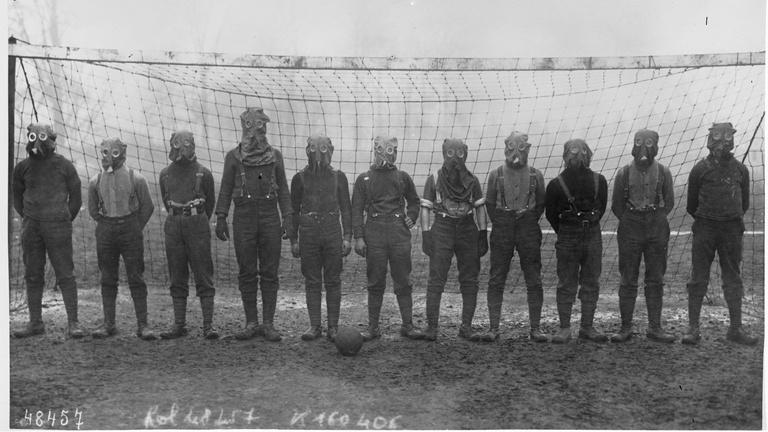 A sport legyőzte a világháborút is