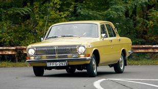 Volga Gaz-24 1970