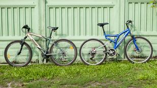 Miért ne vegyünk nagyáruházi biciklit?