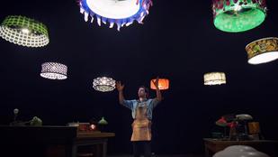 Drónokat táncoltat a Cirque du Soleil