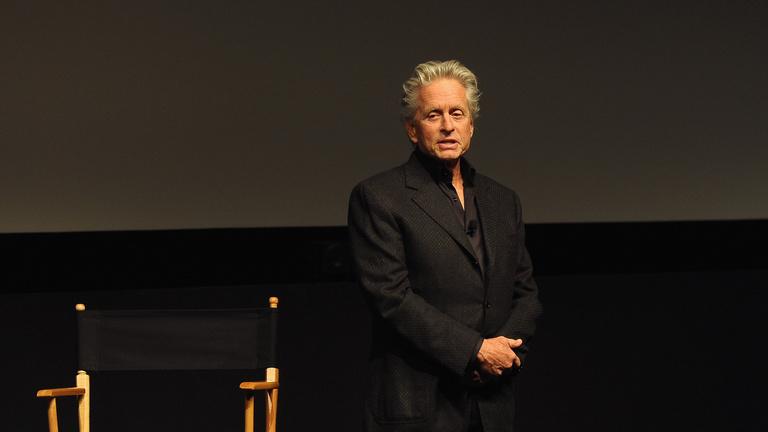 Michael Douglas 70