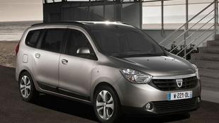 Három Dacia került veszélybe