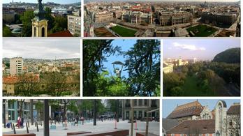 Hol van Budapest szíve, Pesten vagy Budán?