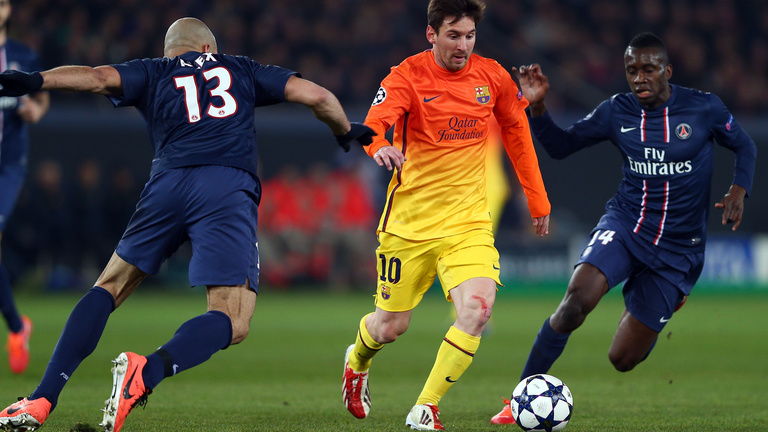 A PSG elintézte a Barcelonát