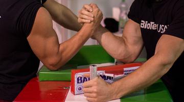 A bicepsz fontos, az alkar még fontosabb