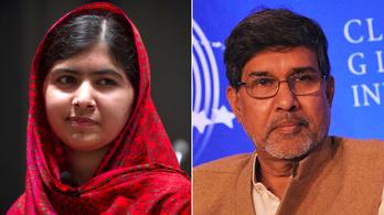 A tálibok által fejbe lőtt pakisztáni lány a Nobel-békedíjas