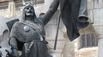 Kinizsi Pál lekaszabolja a törököket