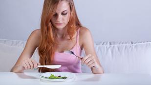 Előrejelezhető, kiből lesz anorexiás tinédzser