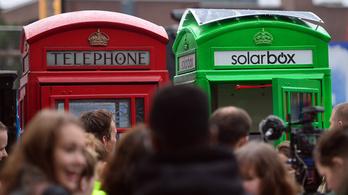 Szép lassan elpusztítják London egyik szimbólumát