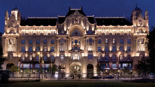 Budapesti hotel lett Európa legjobbja