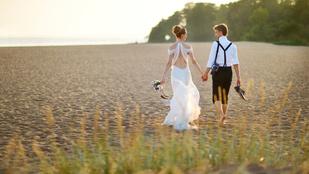 A sikeres házasság titka az olcsó esküvő