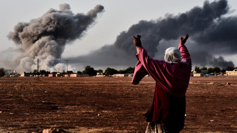 Akkorát nyertek a kurdok, hogy az nagyon fáj nekik