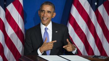 Elutasították Barack Obama hitelkártyáját