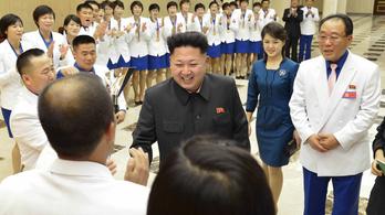 Kim Dzsongun bombaformában vam