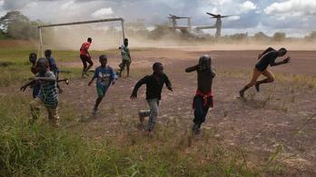 Ebola-akciócsoportot hoz létre a Pentagon
