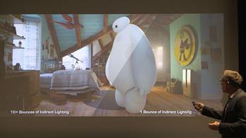 Brutális szupergéppel készült a Disney új filmje