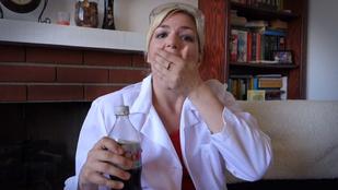 Túladagolta a homeopátiás altatót, és még csak álmos sem lett