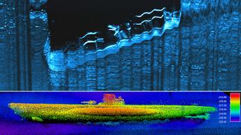 Náci tengeralattjáró-roncsokat találtak az amerikai partoknál