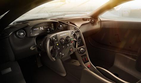 Fotókon a legdurvább McLaren beltere