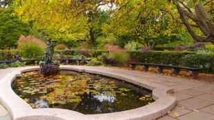 A Central Park titkos kertje