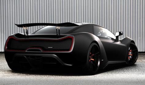 Kihívót kap a Bugatti Veyron