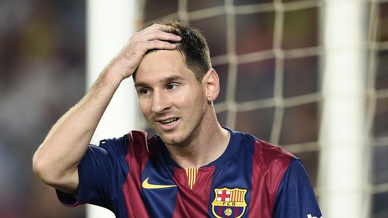 A spanyol szövetség tesz Messi rekordjára