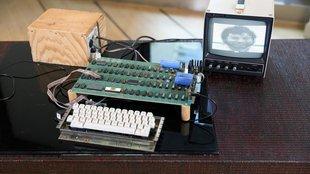 905.000 dollárba fáj egy Apple számítógép, ha személyesen Steve Wozinak építette