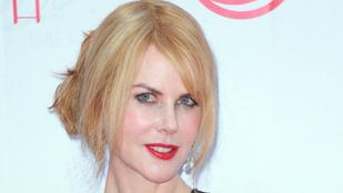 Nicole Kidman jól nézett ki, de ez már elmúlt