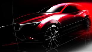 Jön a Mazda következő nagy dobása