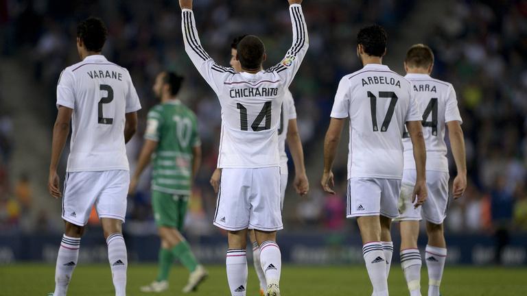 Legjobbjai nélkül is négyet vágott a Real a kupában
