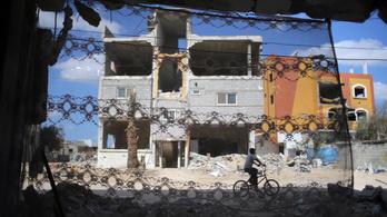 Svédország elismerte Palesztinát