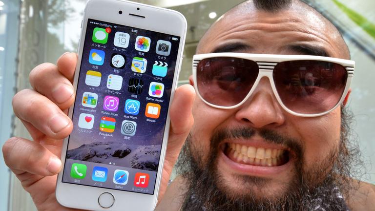 iPhone 6 Plus: zsákutcába ért az Apple