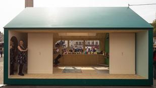Hogyan képzelik el londoni dizájnerek az otthont?