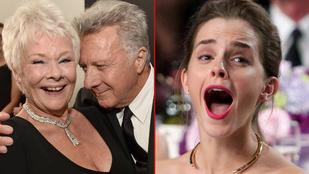 Ezek a legérdekesebb képek a BAFTA Britanniáról