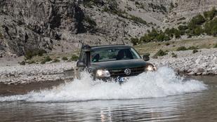 Mercedes, nyomor és bunkerek