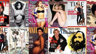 Ezeken a címlapokon akadt ki a fél világ
