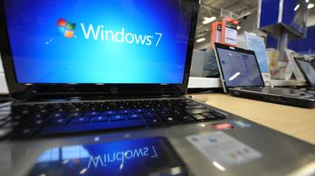 A Microsoft rituálisan feláldozza a Windows 7-et