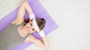 Napi 15 perc edzés  ötödével csökkenti a mellrák kockázatát