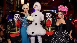 Így ünnepli a divatszakma a Halloweent