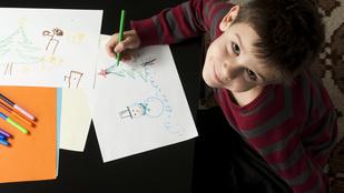 Jól rajzol a gyerek? Nyerjenek vele!