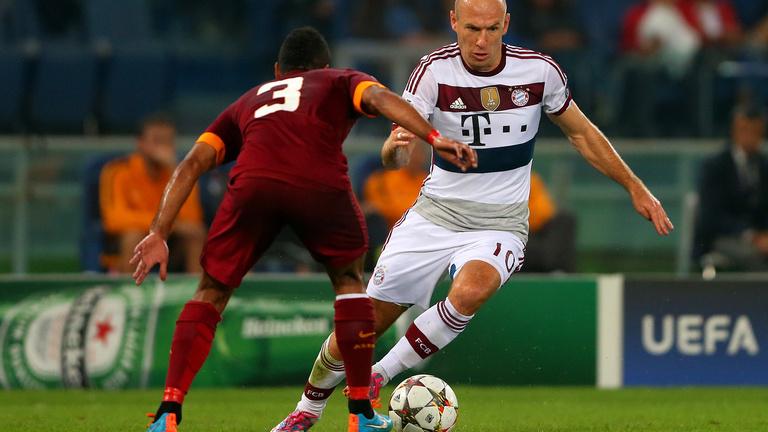Messi befogta Raúlt, ciki ManCity, nagyszerű Bayern