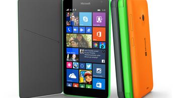 Itt az első nem Nokia Lumia
