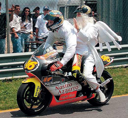 Rossi és az angyal