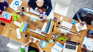 Miért jó és miért rossz az egyterű iroda?
