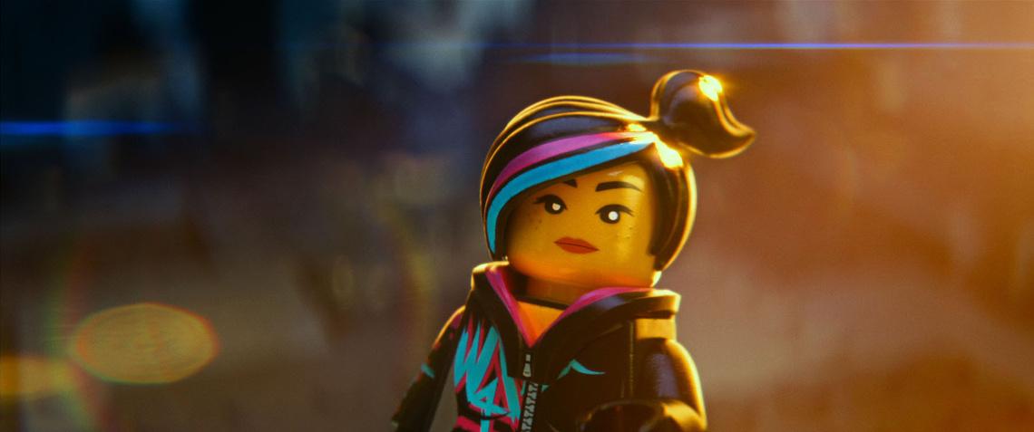 The Lego Movie BB 8