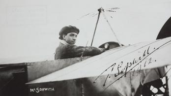 Ejtőernyő nélkül repültek az első vadászpilóták