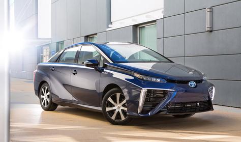Megihatnánk, amit a Toyota kipufog?