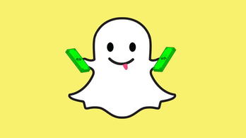 Küldjön pénzt a Snapchattel, hátha ezt nem lopják el a hackerek