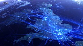 Hétezer repülő egy videón